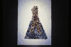 Exposition L\'Armure de Jeanne à Espace Verre, 2003