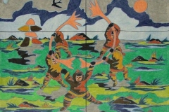 Édifice administratif de la Commission scolaire Kativik à Kuujjuaq