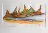 «La baie des six monts» 2018.