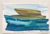 «Le bateau entonnoir», 2018.