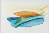 «Départ du bateau «Bout de la mamelle»», 2009.