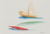 «Rencontre en mer», 2009.